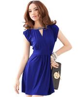 Summer elegant sexy gorgeous racerback V-neck rhinestones slender waist one-piece dress women dress