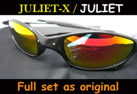 O Brand JULIET X Metal Polarized Fashioon Sunglasses JULIET Cycling Sports Eyewear,Wholeasle*3 Sets/Lot,Free Shipping