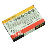 100pcs/Lot New Replacement 1600mAh Battery For HTC ChaCha A810e G16 Free Shipping