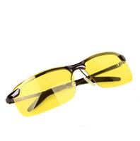 Night vision goggles polarized sunglasses driver cool anti-glare night driving