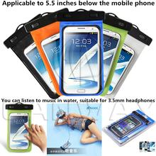 popular phone waterproof bag