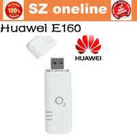 second hand huawei E160 Unlocked Huawei E160 E160G E160E HSDPA 3G Modem USB Broadband free shipping