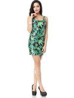 Wholesale and Retail 2014 Summer New Women Sexy Vest Dress Girls Bodycon Sleeveless Dresses Black Top Mini Clubwear Dress 04
