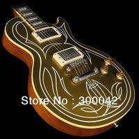 Custom Shop Billy Gibbons Goldtop VOS Electric Guitar By Spring
