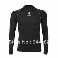 WOLFBIKE Spring Slim bottoming quick-drying stretch jersey long sleeve cycling clothing outdoor sportswear