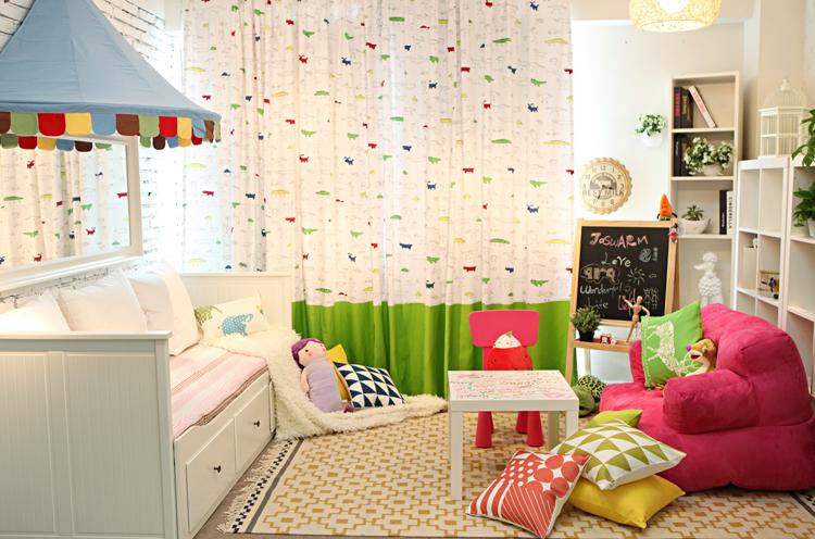Slaapkamer Ikea : Online kopen Wholesale ikea gordijnen uit China ikea ...