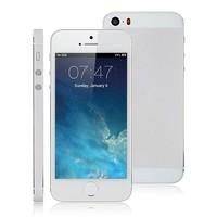 2014 free shipping  Goophone 5S MTK6572 Dual Core 4.0 Inch 3G Smartphone