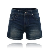 Plus Size Summer Women Short Trousers Casual Denim Shorts For Femininos Jeans Pants S328