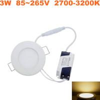 Wholesale ! 200pcs/lot  2835 SMD Epistar chip 3w led panel lamp/led panel light CE& ROHS certification+Free shipping