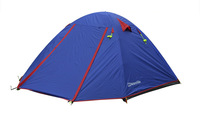 3-4 Person Camping Tent Double layers Automatic Tent T3