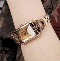 2014 New Arrival Watch!Fashion Brand LOGO Quartz Women Luxury Wristwatches Female Stylish High Quality Original Dress Watches