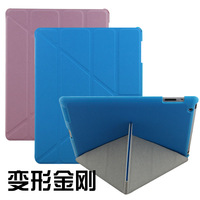 For apple   ipad5 protective case  for ipad   air protective case ipad5 sleep holster  for ipad   leather case