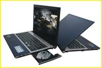 15.6 inch slim laptop  Intel  D2500 Dual Core With DVD-RW 4GB RAM 500GB HDD Built in Bluetooth support Multi Language Keyboard