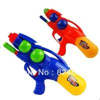 Hot sale children summer beach toy water gun  Air pressure gun large size 2pcs per lot