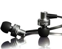 high quality ES-900I metal earphone HIFI stereo headphone with microphone