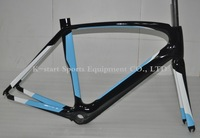 FREE SHIPPING 2014 NEW SPV26  carbon road  Bike frame Carbon Bicycle Frame+fork+seatpost+clamp+headset,Free gift
