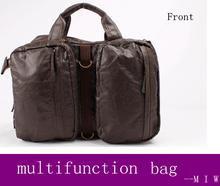 popular leather backpack for men