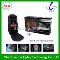 Free shipping + Smart 2014 vibrating rolling shoulder back massager LYD-100