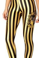 Free Shipping 2014 NEW  Women Girl Sexy Harry Potter Slytherin flag Legging Skinny Pants Fashion