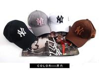 Men's and women's universal black baseball cap free shipping!