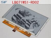 7.1' Eink LB071WS1-RD02 For PRS-900 PRS-950 Ebook screen