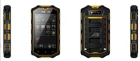 "2014 4.0"" Hummer H5 Smartphone android 4.2 Real Waterproof mobile phone 3G GPS Capacitive Screen IP68 WCDMA 512/4GB"