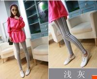 Korean Women's Casual Drawstring  Sports Pants Sweat pant Sports  Pants Trousers Free shipping
