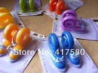 2pcs/pack door stopper child safety snail Door stop For Children Kids baby safety door stopper gurad door lock