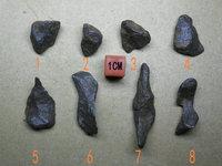 Canyon diablo uranolite nunatak iab  Meteorite  Energy