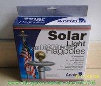 20LED  Solar flagpoles light   LED solar light for flagpoles Free shipping
