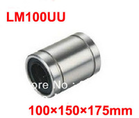 Linear  Ball Bearings LU100UU 100*150*175mm
