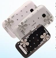 DIY five petal flower 3D stick for Nokia 603 mobile phone shell