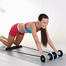 Full slidingtrainer multifunctional ab tension device combination ab slimming weight loss equipment
