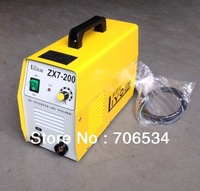 free shipping single phase 220v/230v inverter MOSFET arc zx7 mma welding machine zx7-200 mma-200