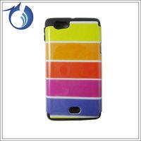 Hard Protector Combo Case For Son-Ericsson St23i Cute Design Phone Case