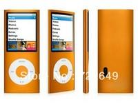 DHL 200PCS/LOT 5th Gen MP4 Player + 8GB + 1.8'' Video Radio FM MP3 MP4 & DHL Free shipping
