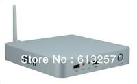 Ultra thin HTPC Intel Celeron 1037u Mini PC With HDMI and WIFI port