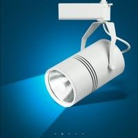 COB 30w  led track light, clothes shop saving-energy light