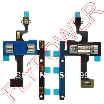 Fita cabo flexível 100% original Vibrador motor de vibração para iphone 5S por frete grátis ; 5pc / lot(China (Mainland))