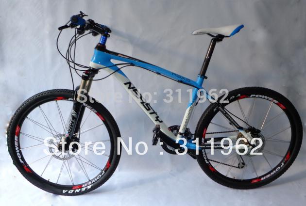fibra de carbono bicicleta fabricante fornecer a fibra de carbono bicicleta mountain bike concluída(China (Mainland))