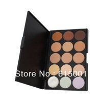 SkymallHK Special Professional 15 Concealer Facial Care Camouflage Makeup Palette   Free Shipping