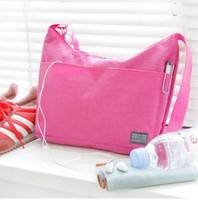 Iconic around travel bag messenger bag backpack zipper casual bag shoulder bag