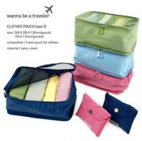 Clothing sorting bags travel storage bag storage bag in bag l 4