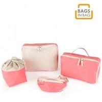 Bag in bag piece storage set storage bag storage bag