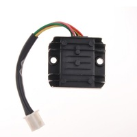 Brand New Motorcycle Parts Voltage Regulator rectifier for FXD125 [P35]
