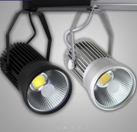 NEW COB 30w  led track light, integration,clothes shop saving-energy light