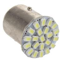 2pcs Durable S25 1157 1206 22 SMD LED Car Stop Tail Turn Brake Light Bulb Lamp Brand New