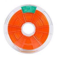Free shipping hot selling winbo 3d printer plastic filament orange pla filament 1.75mm 1 kg transparent reel