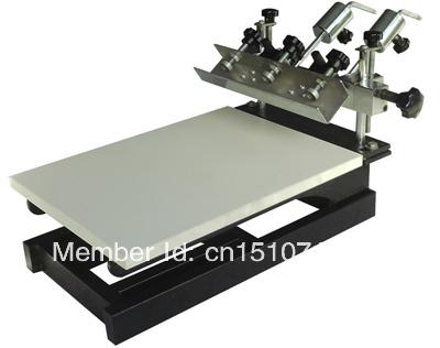 screen printing machine DIY printing T-shirt silk screening press(China (Mainland))