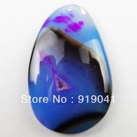 K1427 Free Shopping Beautiful Romantic Onyx Agate pendant bead 1pcs/lot